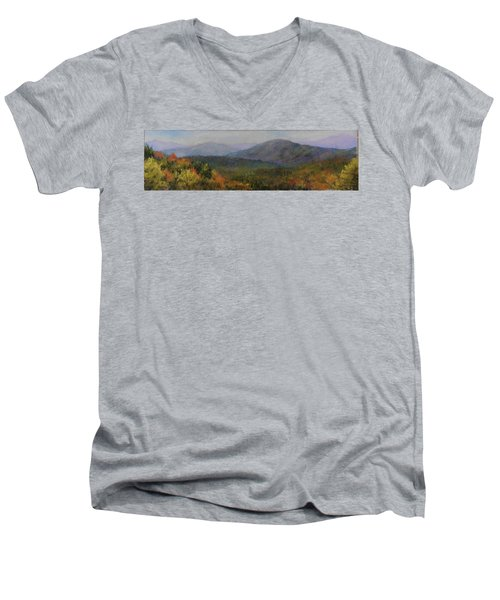 Appalachian Fall Men's V-Neck T-Shirt