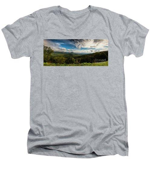 Appalachian Foothills Men's V-Neck T-Shirt