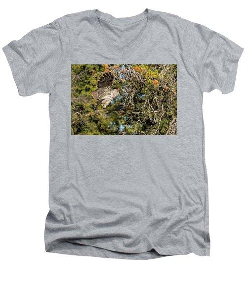 Approach Men's V-Neck T-Shirt