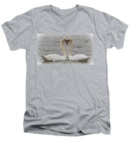 April Love Men's V-Neck T-Shirt