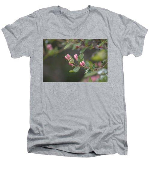 April Showers 3 Men's V-Neck T-Shirt