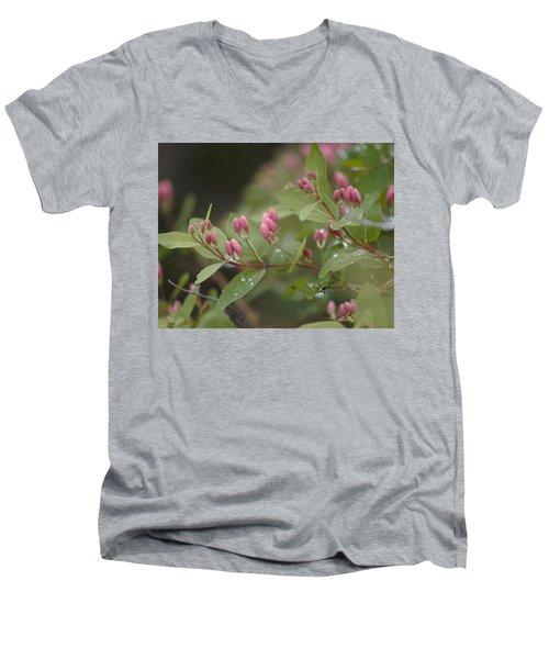 April Showers 4 Men's V-Neck T-Shirt