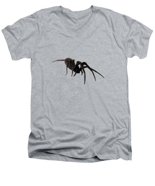 Arachne Noire Men's V-Neck T-Shirt