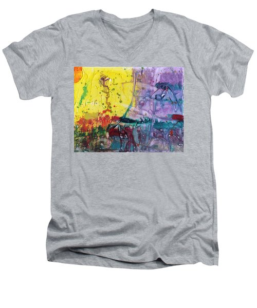 Architect Men's V-Neck T-Shirt