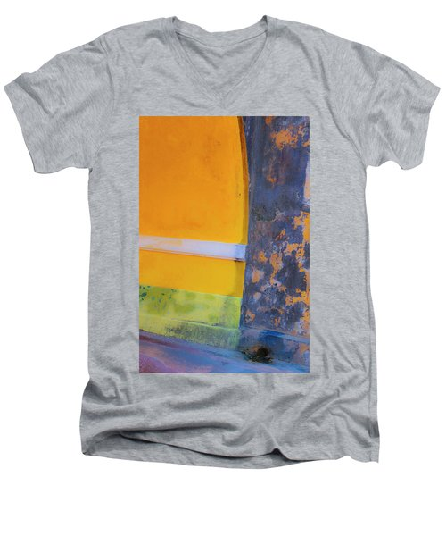 Archway Wall Men's V-Neck T-Shirt