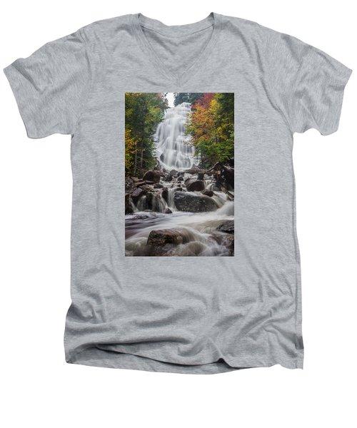 Arethusa Autumn Men's V-Neck T-Shirt