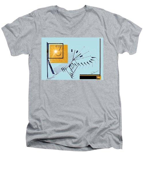 Aria Men's V-Neck T-Shirt
