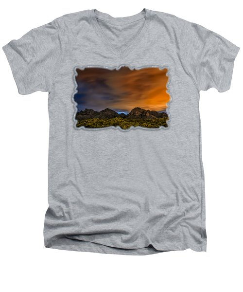 Arizona Ice Tea No.1 Men's V-Neck T-Shirt