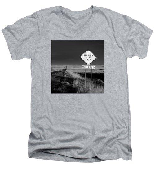 Arizona Road Men's V-Neck T-Shirt