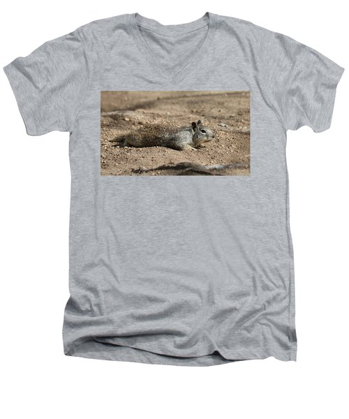 Army Crawl - 3 Men's V-Neck T-Shirt