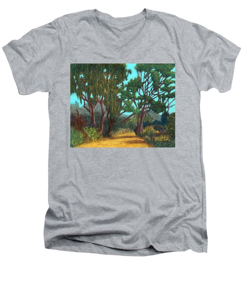 Around The Bend 02 Men's V-Neck T-Shirt