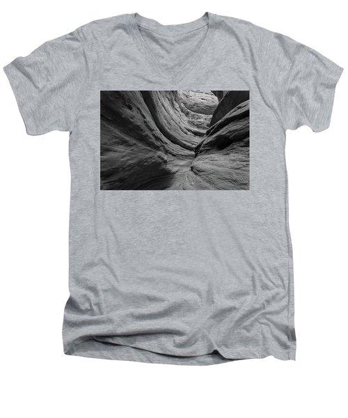 Around The Corner Men's V-Neck T-Shirt