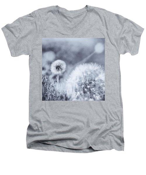 Around The Meadow 2 Men's V-Neck T-Shirt