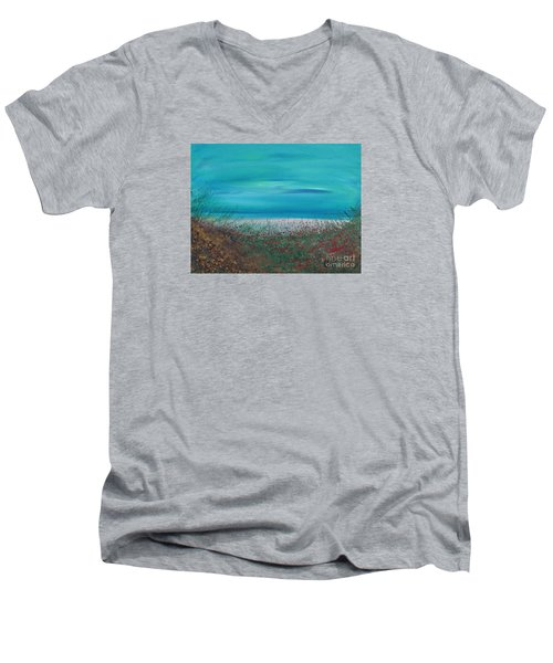 Arrival Men's V-Neck T-Shirt