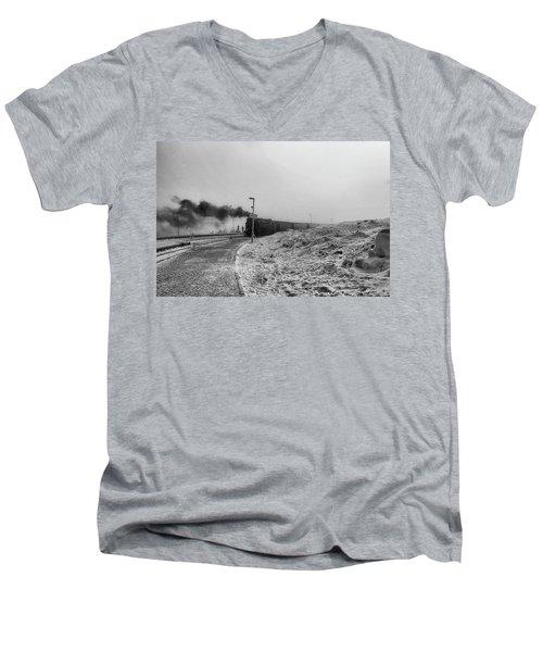 Arrival Men's V-Neck T-Shirt