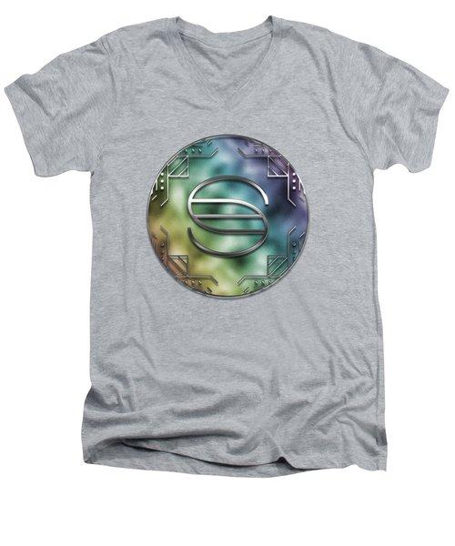 Art Deco - S Men's V-Neck T-Shirt