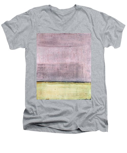 Art Print Abstract 15 Men's V-Neck T-Shirt
