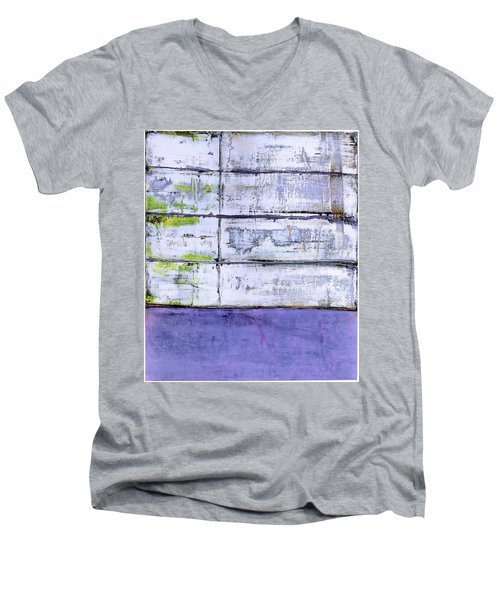 Art Print Abstract 70 Men's V-Neck T-Shirt