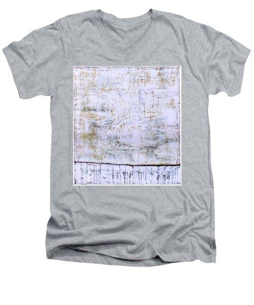 Art Print Abstract 96 Men's V-Neck T-Shirt