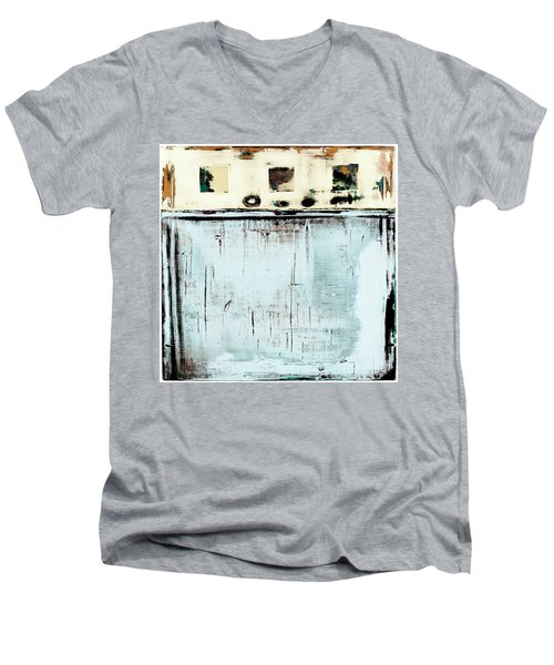 Art Print California 03 Men's V-Neck T-Shirt
