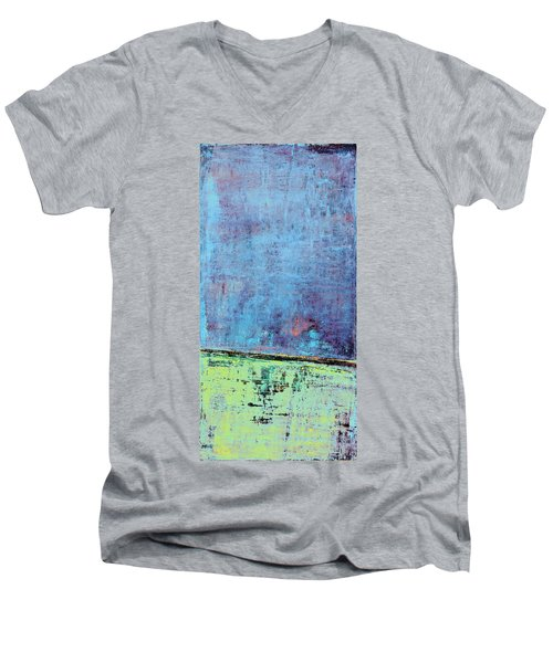 Art Print Sierra 14 Men's V-Neck T-Shirt