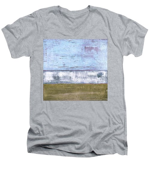 Art Print Sierra 2 Men's V-Neck T-Shirt