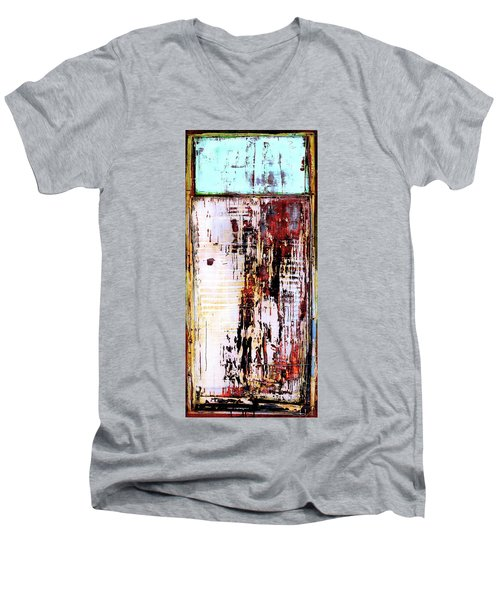 Art Print Sierra 9 Men's V-Neck T-Shirt