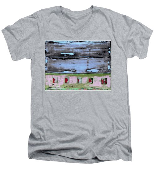 Art Print Sierra 7 Men's V-Neck T-Shirt