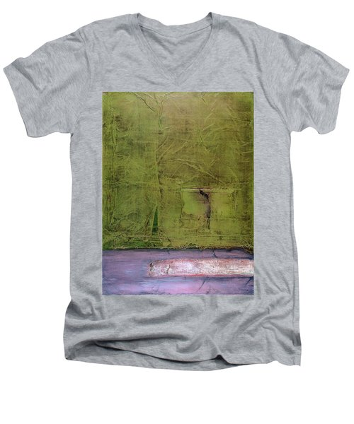 Art Print U5 Men's V-Neck T-Shirt