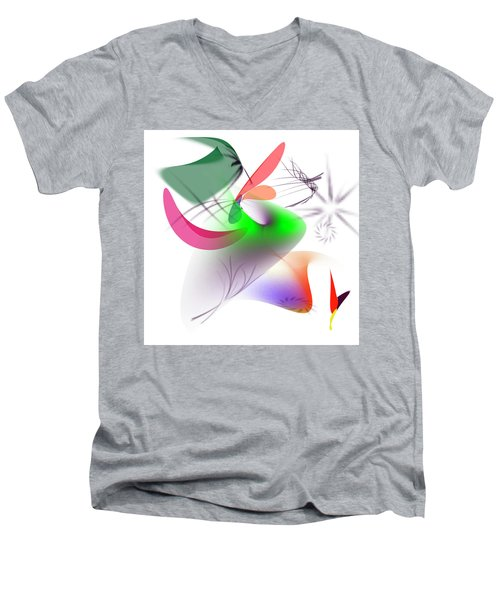Art_0004 Men's V-Neck T-Shirt