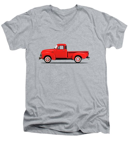 The 3100 Pickup Truck Men's V-Neck T-Shirt
