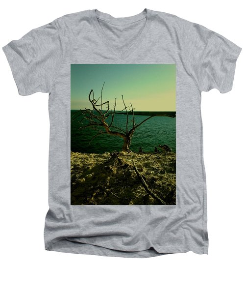 The Tree Men's V-Neck T-Shirt