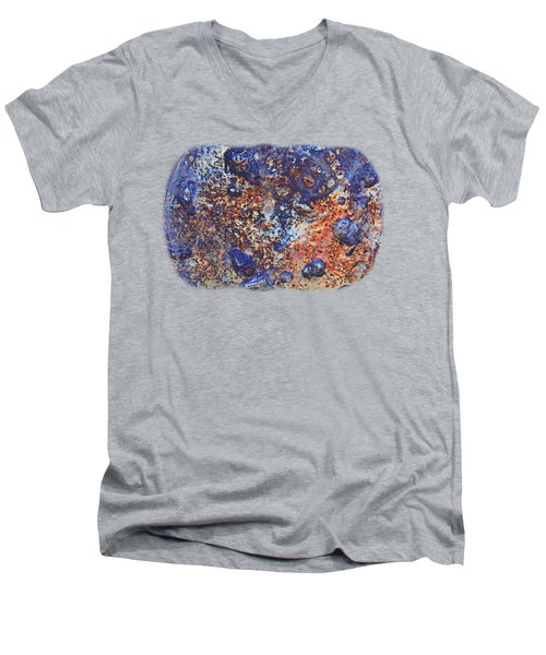 Blown Away Men's V-Neck T-Shirt by Sami Tiainen