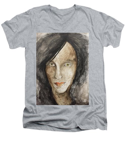 Ash Men's V-Neck T-Shirt