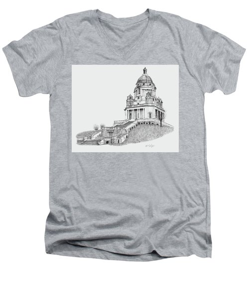 Ashton Memorial Men's V-Neck T-Shirt