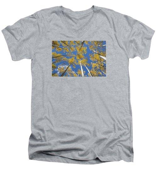Aspen Inspiration Men's V-Neck T-Shirt