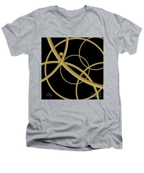 Assumption And Constraints 3 Men's V-Neck T-Shirt