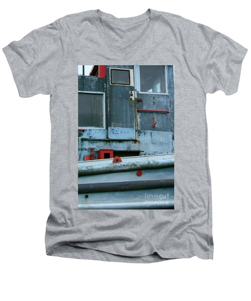 Astoria Ship Men's V-Neck T-Shirt