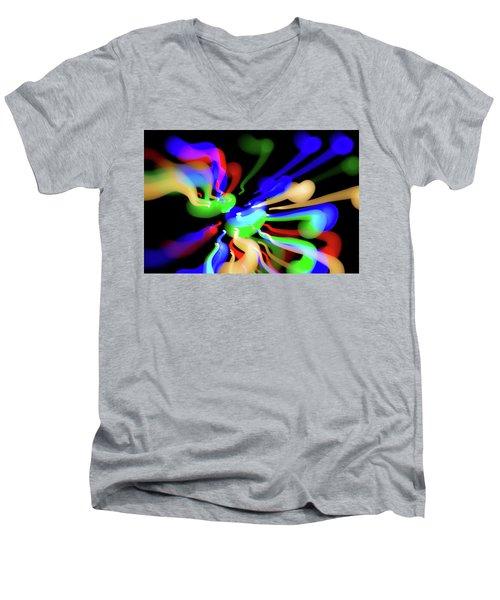 Astral Travel Men's V-Neck T-Shirt