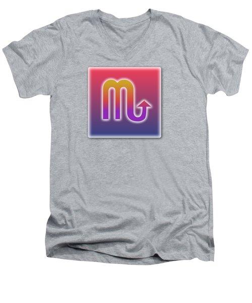 Scorpio October 23 - November 22 Sun Sign Astrology  Men's V-Neck T-Shirt