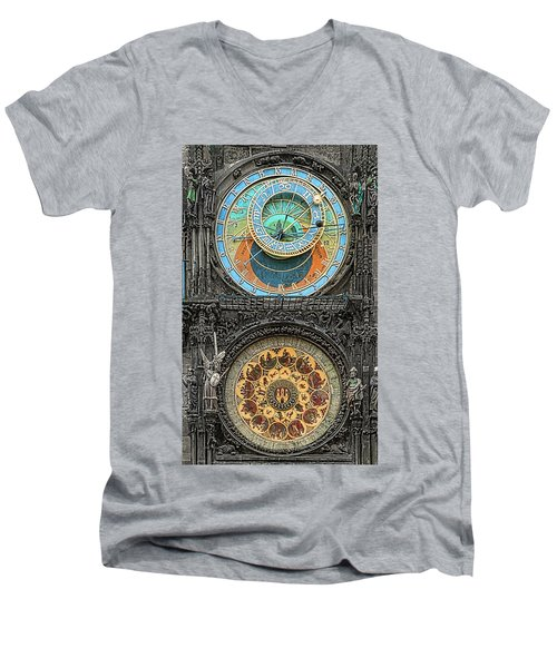 Astronomical Hours Men's V-Neck T-Shirt