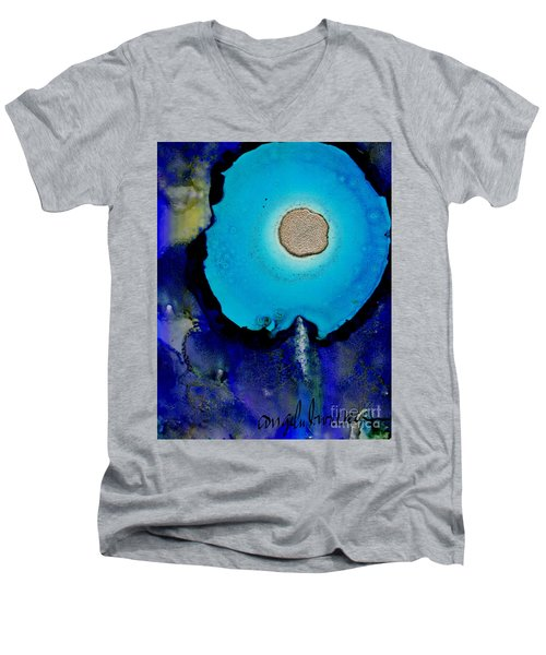 At The Waterhole Men's V-Neck T-Shirt