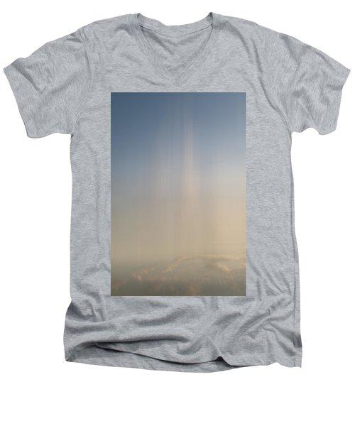 Atlantic Sunrise 2 Men's V-Neck T-Shirt