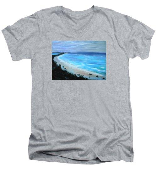 Atlantis Men's V-Neck T-Shirt