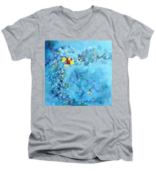 Atlantis Rising Men's V-Neck T-Shirt