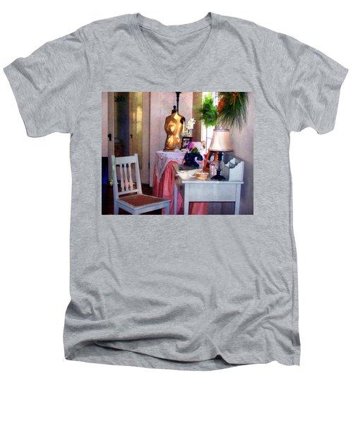 Attic Treasures Men's V-Neck T-Shirt
