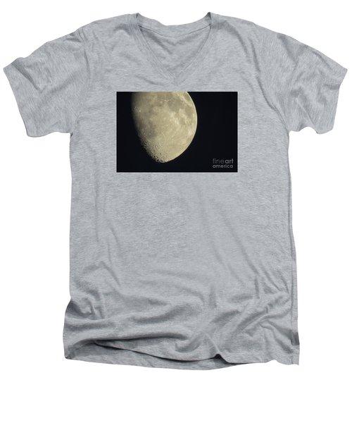 August Moon Men's V-Neck T-Shirt