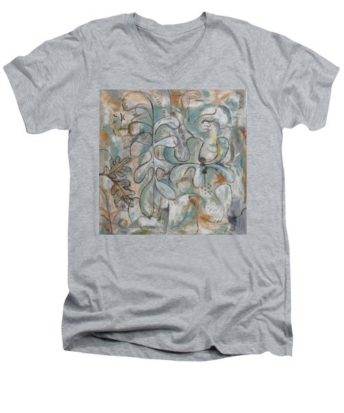 Autumn Changes Men's V-Neck T-Shirt