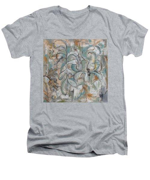 Autumn Changes Men's V-Neck T-Shirt