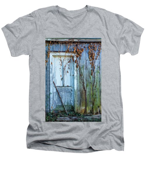 Autumn Door Men's V-Neck T-Shirt